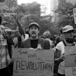 justin adkins in zuccotti park Occupy Wall Street